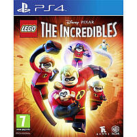 Игра LEGO The Incredibles - Суперсемейка для Sony PS 4 (русские субтитры)