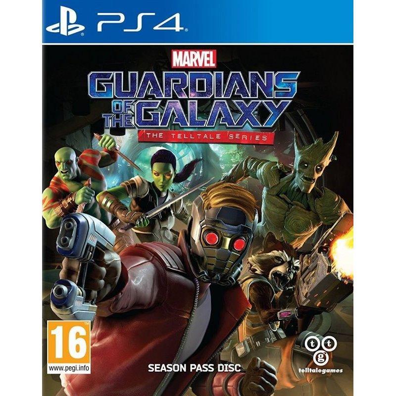 Игра Marvel's Guardians of the Galaxy - The Telltale Series для Sony PS 4 (русская версия)