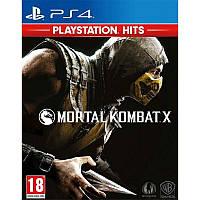 Игра Mortal Kombat X для Sony PS 4 (русские субтитры)