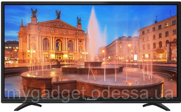 "Телевизор Liberton 39AS1HDTA1 39"" SMART TV + DVB-T2/DVB-C 2 ГОДА ГАРАНТИЯ!"