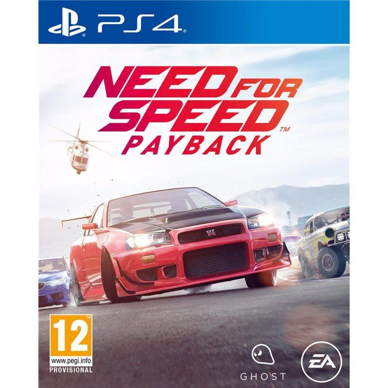 Игра Need for Speed Payback для Sony PS 4 (русская версия)