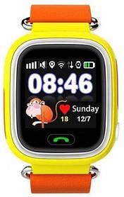 Часы Smart Baby Watch Q90 Kids Orange Гарантия 1 месяц