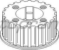 Шестерня коленвала VW 2.5TDI (z=22)