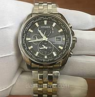 Citizen E-D Sapphire World Time-AT9030-80L, фото 1