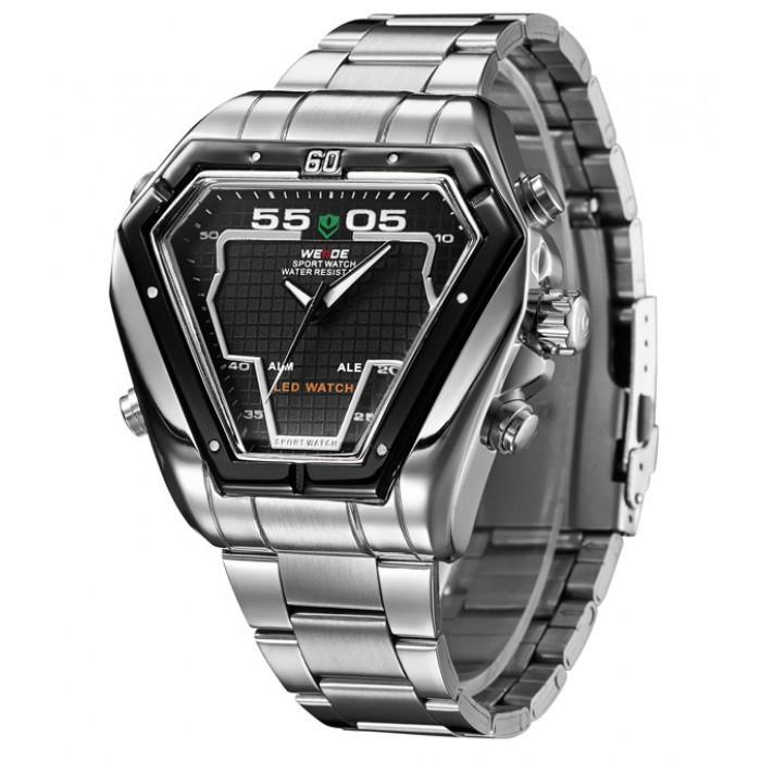 Мужские Часы Weide 01507 Silver, КОД  115704 — в Категории