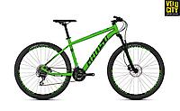 "Велосипед Ghost Kato 3.7 27,5"" 2019 зеленый"