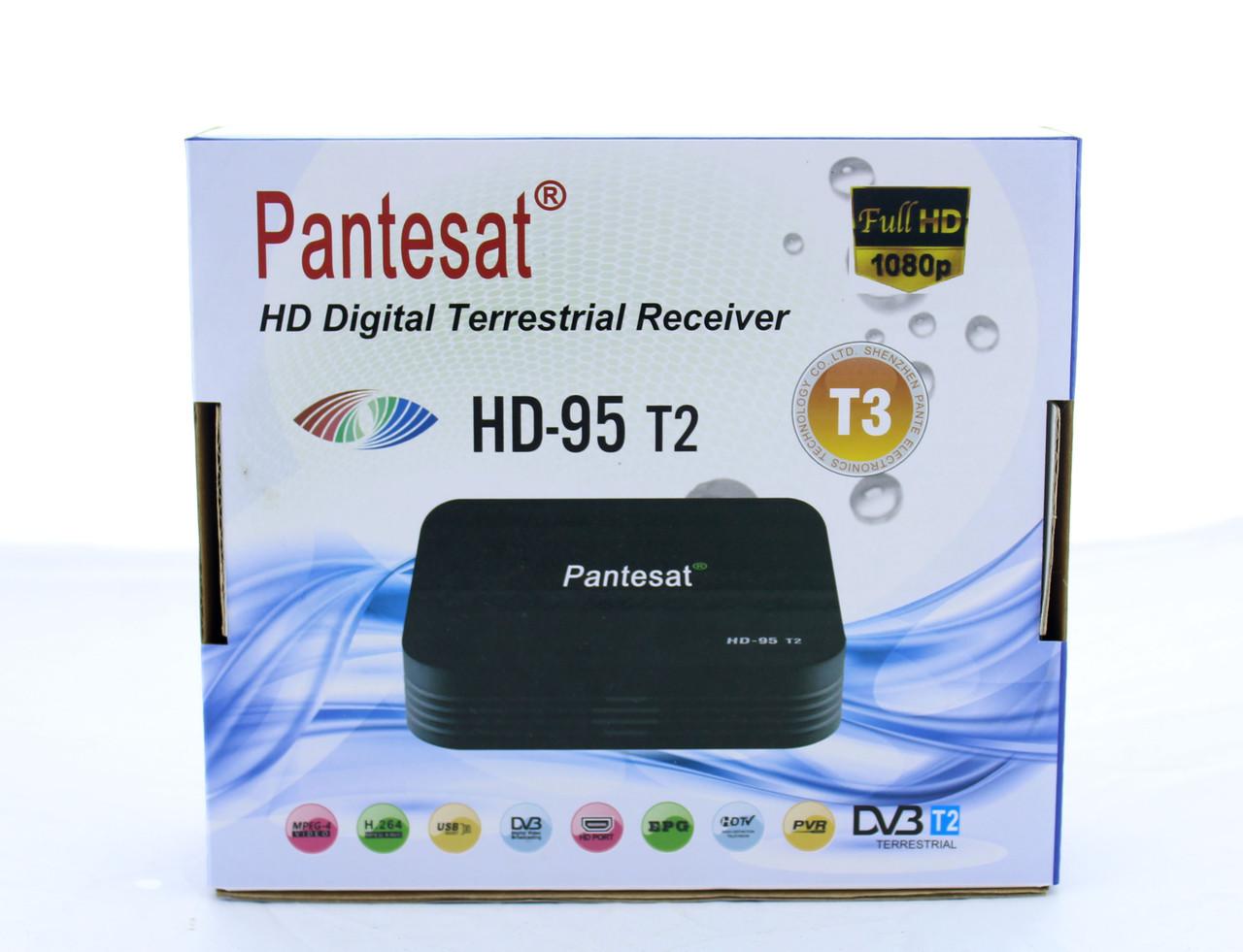 Тюнер DVB-T2 95 HD HDMI AV