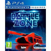 Игра Battlezone (PlayStation VR) для Sony PS 4 (русская версия)
