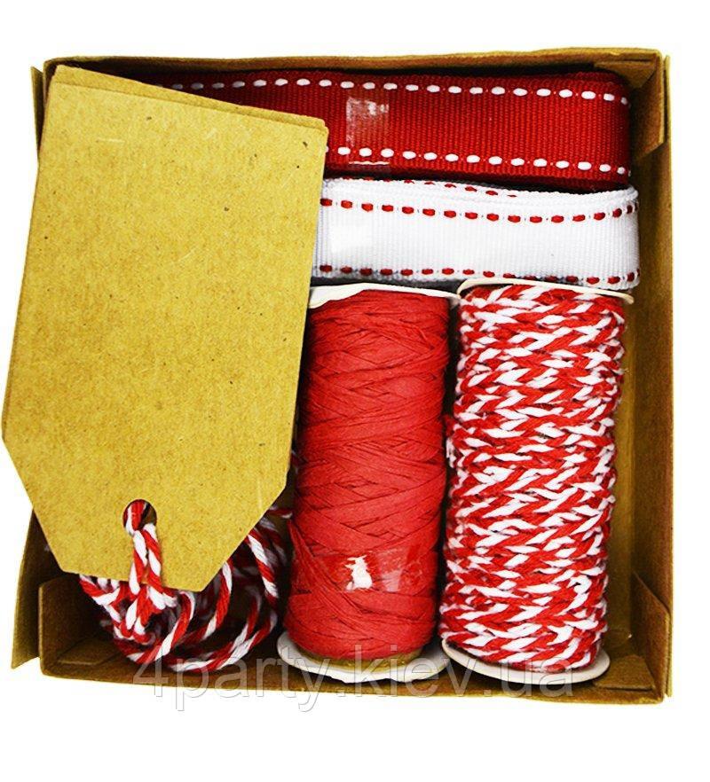 Нитки декоративні новорічні 281118-086