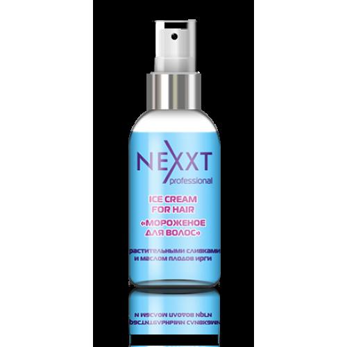 Сливочный флюид Мороженое для волос Nexxt Professional 50ml
