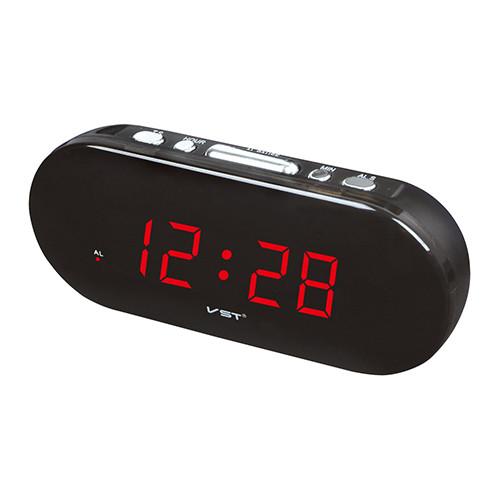 Часы сетевые  VST 715-1, Настольные электронные часы