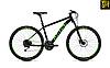 """Велосипед Ghost Kato 4.7 27,5"""" 2019 черно-зеленый"""