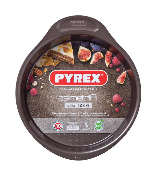 Форма PYREX Asimetria 26cm круглая (AS26BA0)