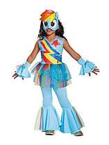 Карнавальный костюм Рэйнбоу Дэш  Делюкс / MY LITTLE PONY RAINBOW DASH