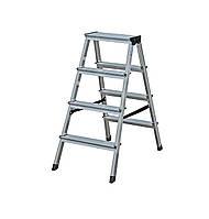 Лестница-стремянка двухсекционная Krause Dopplo 2x5