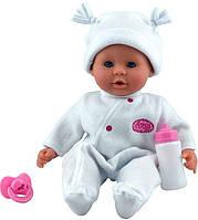 Кукла DollsWorld Моя жемчужина в белом 38 см (8101)