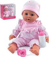 Кукла DollsWorld Моя жемчужина в розовом 38 см (8102)
