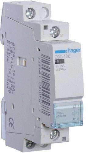 Контактор Hager 25A 1НЗ 230В ESC126