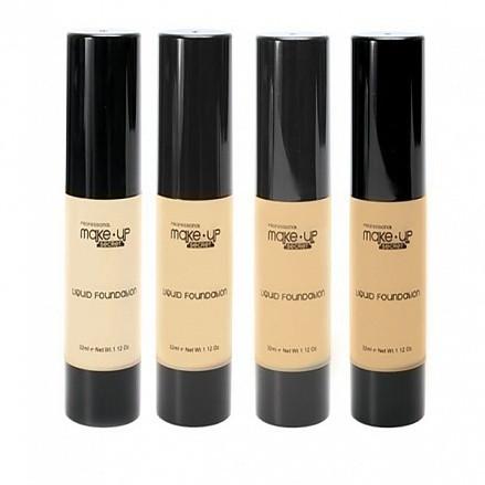 MakeUP Secret Тональный крем LF03 NEW универс. для норм. и сухой кожи (Liquid foundation LF03), 32мл