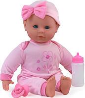 Кукла DollsWorld Разговорчивый животик 38 см (8105)