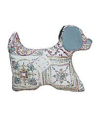 Мягкая игрушка Гранд Презент Собачка Серый hubjIqI68352, КОД: 285970