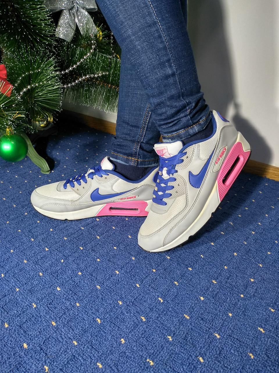 Беговые кроссовки Nike Air Max 90 (40 размер) бу - Интернет-магазин обуви fbf3482c57c
