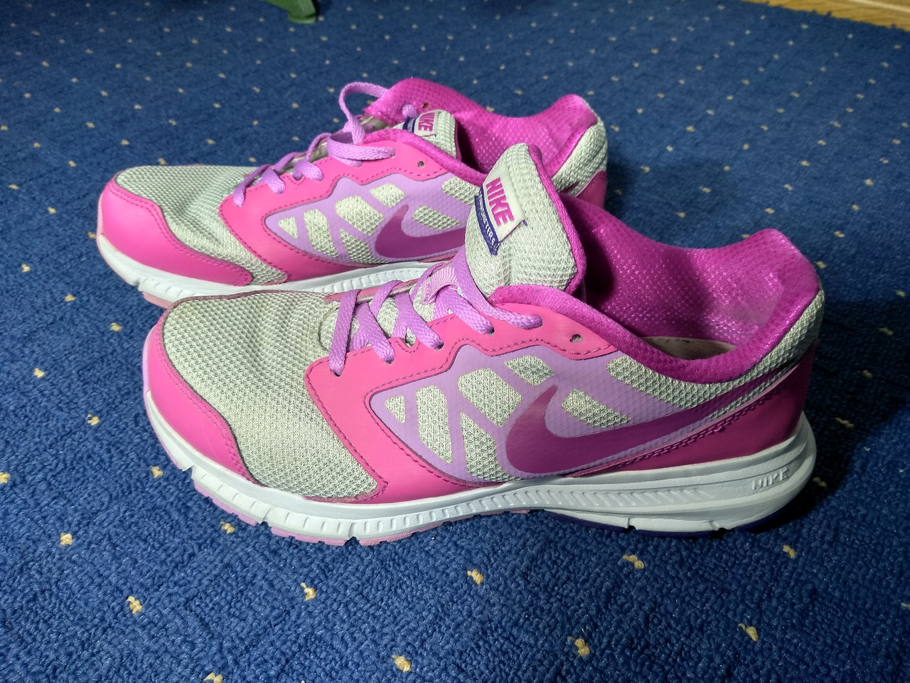989ec165 Кроссовки Nike Downshifter 6 (37,5 размер) бу, цена 650 грн., купить ...