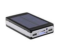 PowerBank на солнечных батареях Solar Power Bank 60000mAh