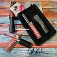 Набор Kylie Jenner Lipstick Lip Gloss 2 in 1 помада + блеск, фото 4