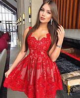 3d42e223a22 Короткое кружевное платье в Украине. Сравнить цены