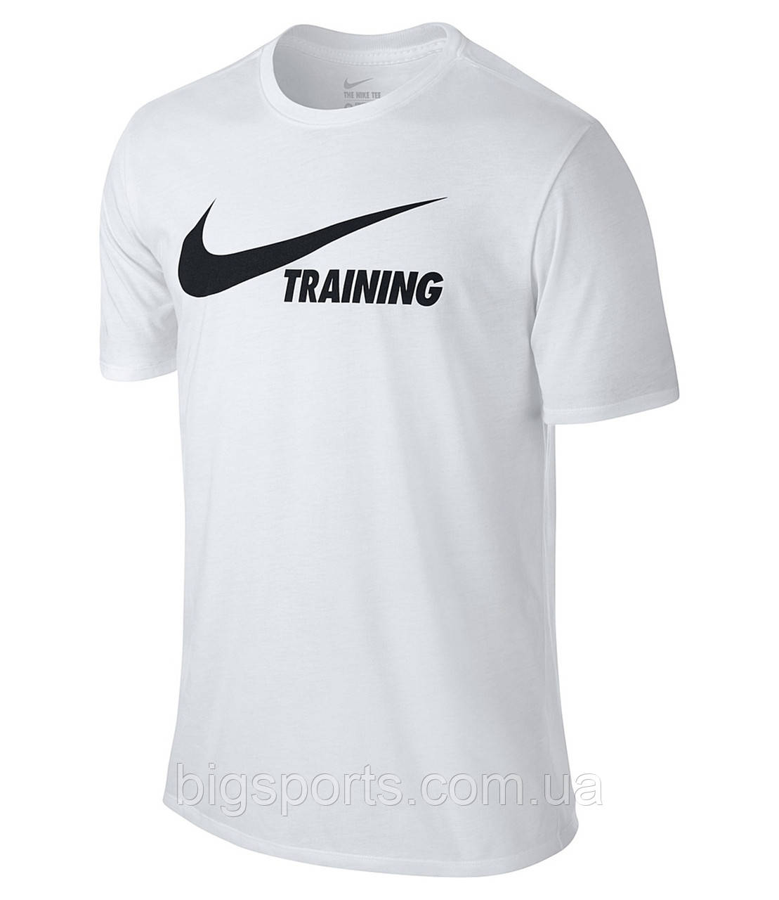 Футболка муж. Nike Swoosh Training T-Shirt (арт. 777358-101)