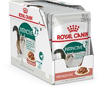 Royal Canin Instinctive +7 для кошек от 7 лет 85 г х12 шт