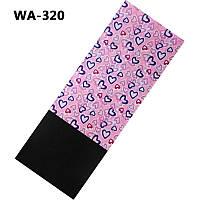 Теплый бафф-шарф Deemount (WA-320), фото 1