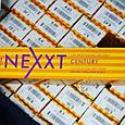 Крем-краска для волос Nexxt Professional 6.15 темно-русый пепельно-красный 100ml, фото 4