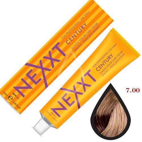 Крем-краска для волос Nexxt Professional 7.00 средне-русый 100ml