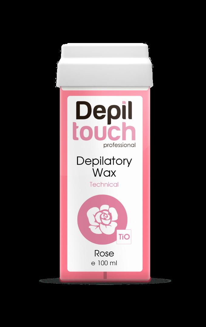 Воск Розовый в картридже 100 мл Depiltouch