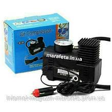 Автомобильный компрессор 12В 250psi 10-12A 25л/мин Air Compressor
