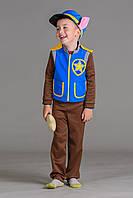 Карнавальный костюм Чейза Щенячий патруль Детский, фото 1