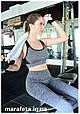 Женская одежда для фитнеса, йоги,бега YOGA WEAR SUIT SLIMMING, фото 5