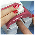 Набор машинка принтер штамп для дизайна ногтей стемпинга Голливудские ногти Hollywood Nails, фото 4