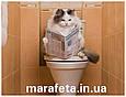 Обучающий лоток для приучения кошек к унитазу CitiKitty Cat Toilet Training, фото 4
