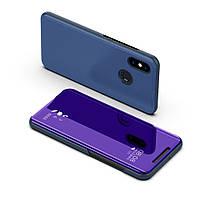 Чехол Mirror для Xiaomi Mi A2 Lite / Redmi 6 Pro книжка Purple