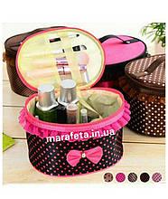 Жіноча Косметичка Bow Storage Bag