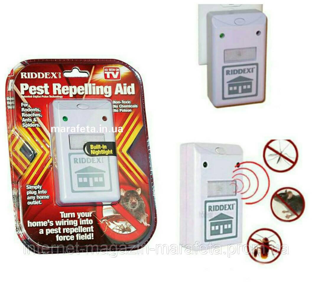 Отпугиватель грызунов, тараканов, насекомых Ридекс Плюс(RIDDEX Plus Pest Repelling Aid) оптом