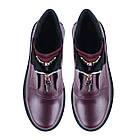 Ботинки Fatyanova 38 Бордовый 100169-38, КОД: 227332, фото 6