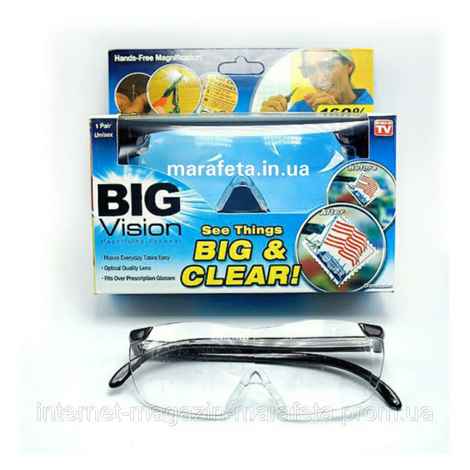 Увеличительные Очки лупа Big Vision Big&Clear