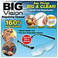 Увеличительные Очки лупа Big Vision Big&Clear, фото 3