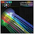 Светодиодная Насадка для душа Shower Wow, фото 3