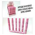 Тушь+подводка Kylie Double Liquid Eyeliner & Mascara, фото 3