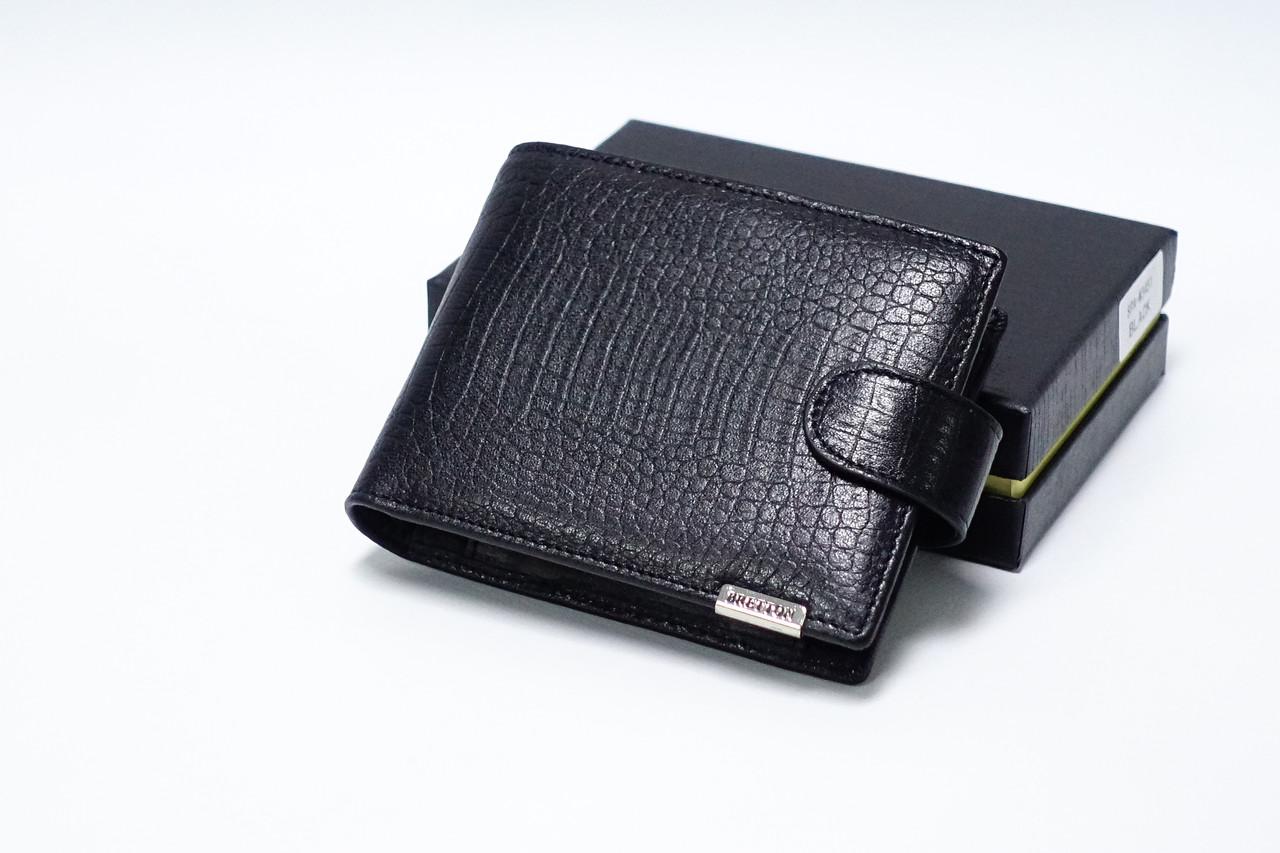 Кошелек кожаный Bretton SPA M3451 black